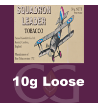 Samuel Gawith Squadron Leader Mixture Pipe Tobacco 10g Loose