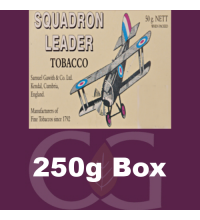 Samuel Gawith Squadron Leader Mixture Pipe Tobacco 250g Box