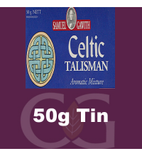 Samuel Gawith Celtic Talisman Pipe Tobacco 50g Tin