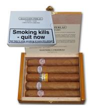 EMS Selection Perla Gift Box - 5 Tres Petit Corona Cigars