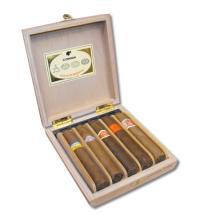 EMS Selection Robusto Cigar Gift Case - 5 Robusto Cigars