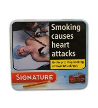 Signature (Formally Cafe Creme) Blue Cigar - Tin of 10