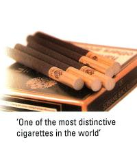 Sobranie Black Russian - 1 Pack of 20 cigarettes