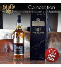 Competition Entry - Stalla Dhu Cask Strength Truthbetold 22 - 54.4% 70cl Ltd Edition Prize
