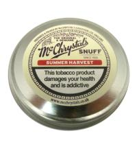 McChrystal's Summer Harvest Snuff - Mini Tin - 3.5g