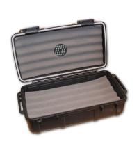 Turmeaus Crushproof Travel Cigar Humidor Case X10 – 10 Cigar Capacity