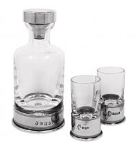 180ml Vogue Mini Decanter Set - VG053