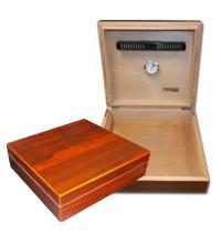 Vector Humidor � Walnut - 18 Cigar Capacity