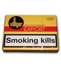Villiger Export Pressed Cigar - Pack of 5