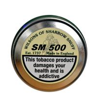 Wilsons of Sharrow - SM 500 Snuff - Medium Tin - 10g