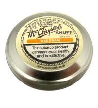 McChrystal's Wee Dram Snuff - Large Tin - 8.75g