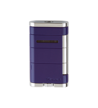 Xikar Allume Single Jet Lighter - Purple