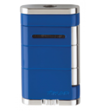 Xikar Allume Single Jet Lighter - Blue