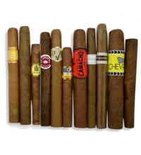 Quick Puff Christmas Sampler - 11 Cigars