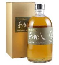 Akashi White Oak Single Malt Japanese Whisky - 50cl 46%