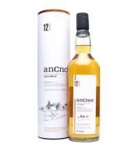 Ancnoc 12 Year Old Malt Scotch Whisky - 70cl 40%