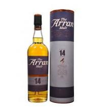 Arran 14 Year Old Single Malt Scotch Whisky - 70cl 46%