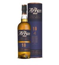Arran 18 Year Old Single Malt Scotch Whisky - 70cl 46%