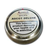 Turmeaus Snuff - Ascot Deluxe - 20g Tin