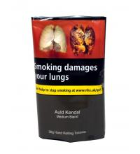 Auld Kendal Medium Blend Hand Rolling Tobacco 30g Pouch