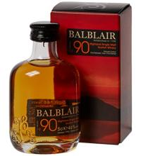 Balblair 1990 Single Malt Scotch Whisky Miniature - 5cl 46%