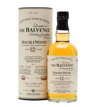 Balvenie 12 Year Old Doublewood Whisky - 20cl, 40%