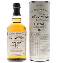 JANUARY SALE - Balvenie Peat Week 14 Year Old 2003 Vintage Whisky - 70cl 48.3%