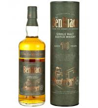 BenRiach 10 Year Old Single Malt Scotch Whisky - 70cl 43%