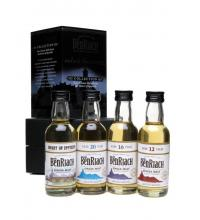 BenRiach Classic Speyside Collection - 4 x 5cl Miniature Gift Pack