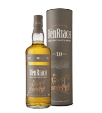 BenRiach 10 Year Old - 70cl 43%