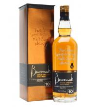 Benromach 10 Year Old Single Malt Scotch Whisky - 70cl 43%
