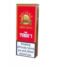 Bolivar Tubos No. 1 Cigar - Pack of 3