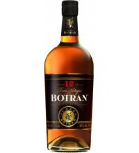 Ron Botran 12 Year Old Anejo Rum - 70cl 40%