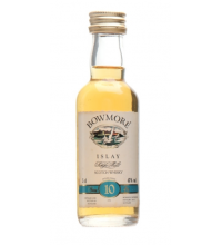 Bowmore Islay 10 Year Old Miniature - 5cl 40%