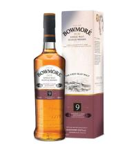 Bowmore 9 Year Old Sherry Cask Matured Single Malt Whisky - 70cl 40%