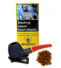 Brookfield No. 1 Pipe Tobacco (Aromatic) 50g Pouch