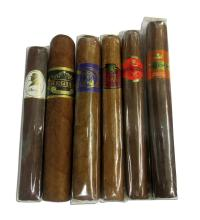 Budget Medium New World Sampler - 6 Cigars