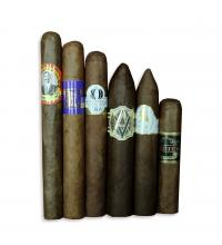 Budget New World Sampler - 6 Cigars