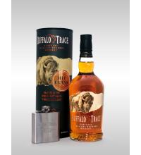 Buffalo Trace Kentucky Straight Whiskey with Hip Flask - 70cl 40%