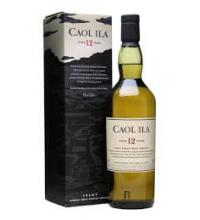 Caol Ila 12 Year Old - 70cl 43%