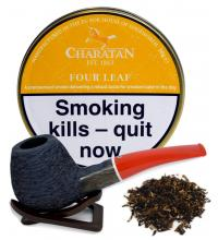 Charatan Four Leaf Pipe Tobacco 50g Tin (Dunhill Apertif)