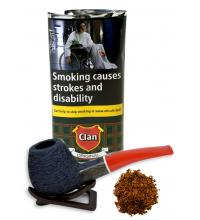 Clan Original Pipe Tobacco 50g (Pouch)