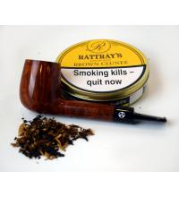 Rattrays Brown Clunie Pipe Tobacco (Tin)
