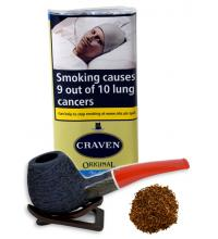 Craven Original (Aromatic) Pipe Tobacco 25g Pouch