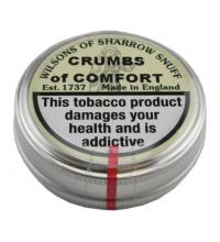Wilsons of Sharrow - Crumbs of comfort Snuff - Large Tin - 20g