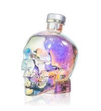 Crystal Skull Head Aurora Vodka - 70cl 40%