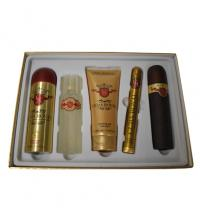 Cuba Must Have MenÂ's Cigar Style Aftershave Royal Eau De Toilette Gift Set