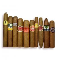 Cuban Walking the Dog Sampler - 10 Cigars