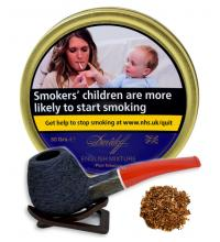 Davidoff English Mixture Pipe Tobacco 50g (Tin)