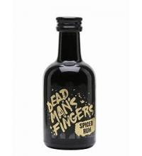 Dead Mans Fingers Spiced Rum Miniature - 5cl 37.5%